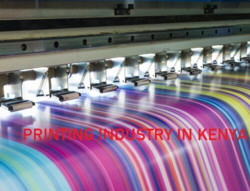 Offset Printing Services in Kenya