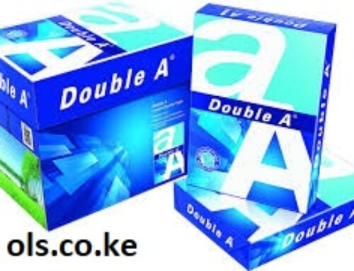 Top Suppliers of photocopy papers in Kenya 2020